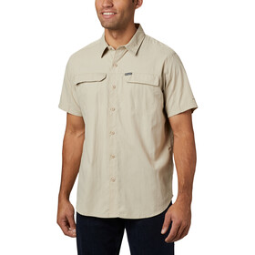 Columbia Silver Ridge 2.0 Camiseta Manga Corta Hombre, fossil